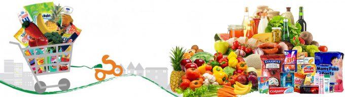 Internetový predaj potravín
